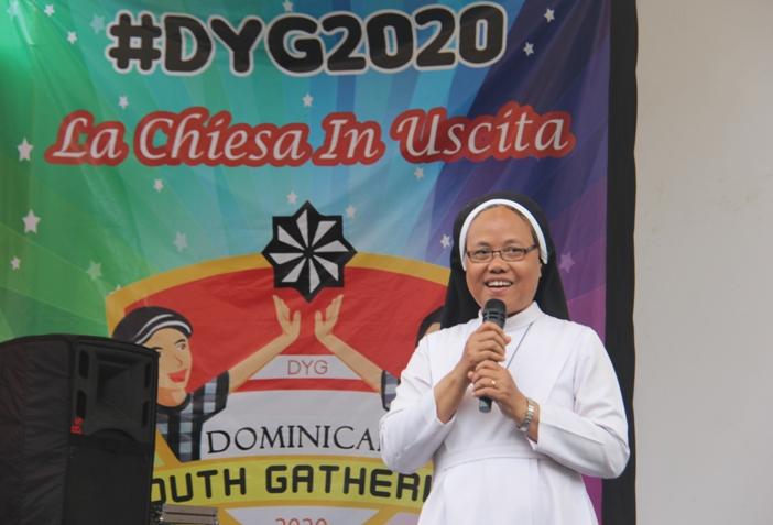 Ketua Badan Pengurus Yayasan Santo Dominikus Suster Maria Patricia OP (PEN@ Katolik/pcp)