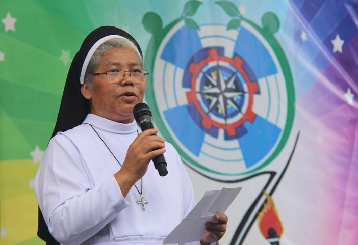 Kepala Cabang Cimahi Suster Maria Sesilia OP  (PEN@ Katolik/pcp)