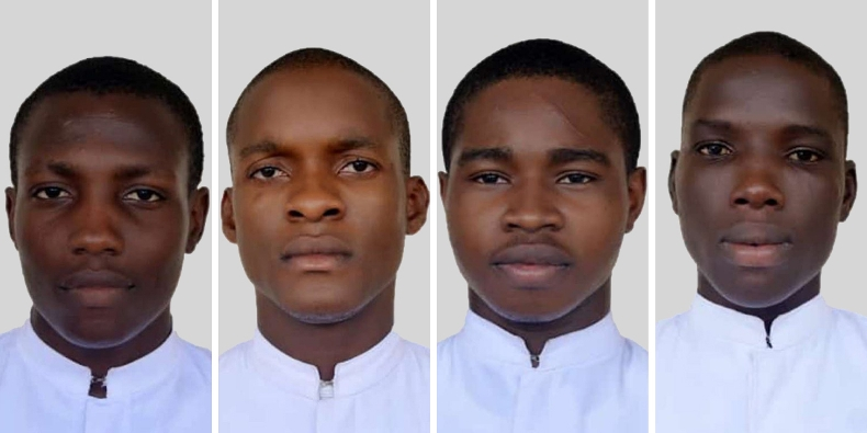 Empat frater yang diculik