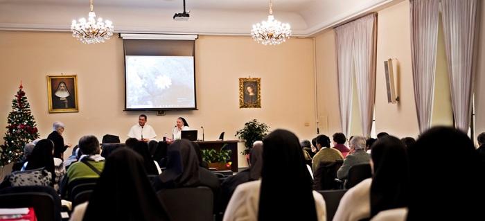 """Master Ordo berbicara dalam konferensi bertema """"Penciptaan: proyek cinta Tuhan untuk umat manusia"""
