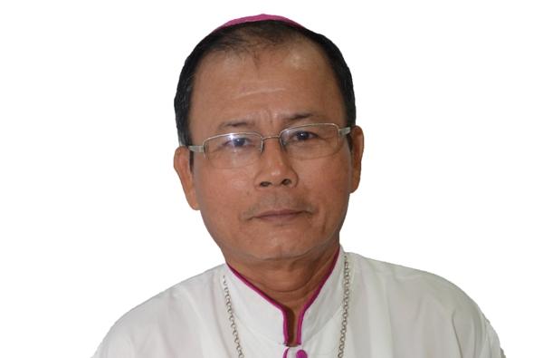 Ketua PSE KWI Mgr Samuel Oton Sidin OFMCap (Foto Kawali.org)