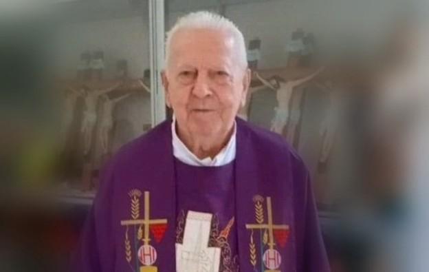 Pastor Stanislaw Ograbek SVD