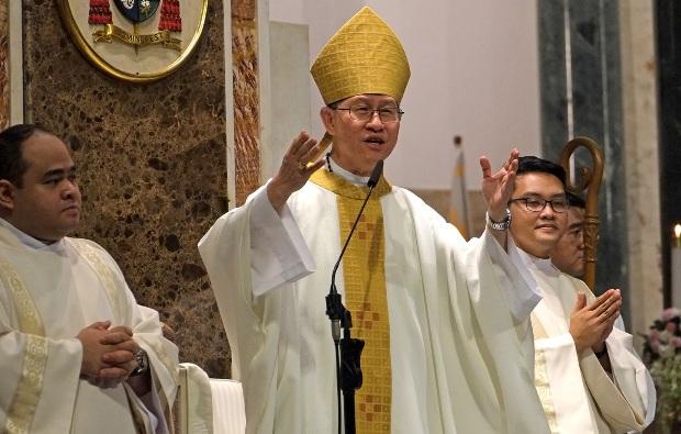 Kardinal Luis Antonio Tagle. CBCPNEWS