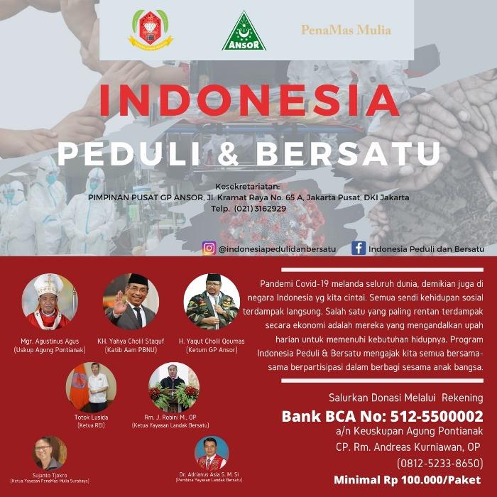 Panitia Indonesia Bersatu dan Peduli