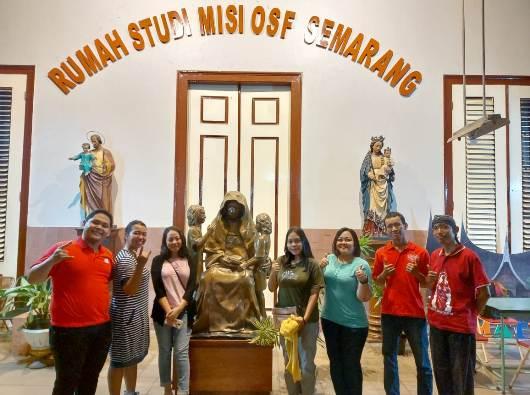 Komunitas Sant'Egidio Semarang  (PEN@ Katolik/lat)