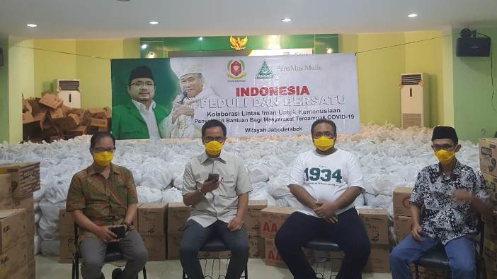 Indonesia Peduli Jabodetabek