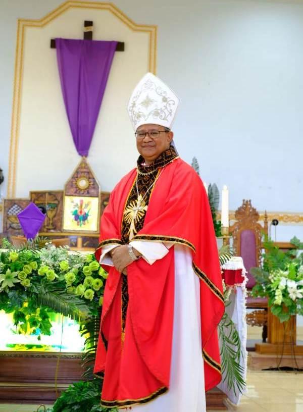 Mgr Edwaldus Martinus Sedu Pr (Foto Yandri Uran)