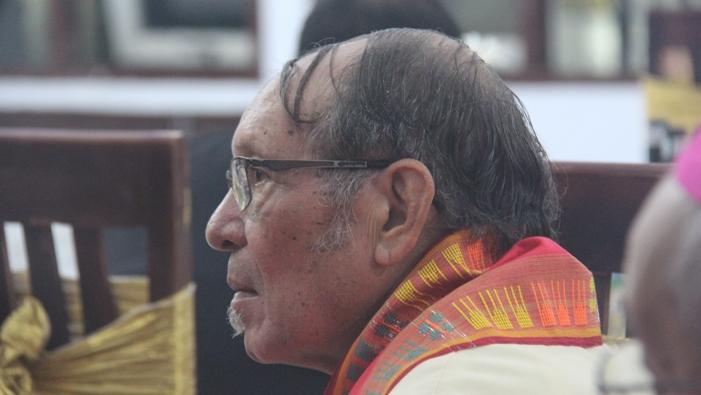 Mgr Petrus Turang (PEN@ Katolik/pcp)