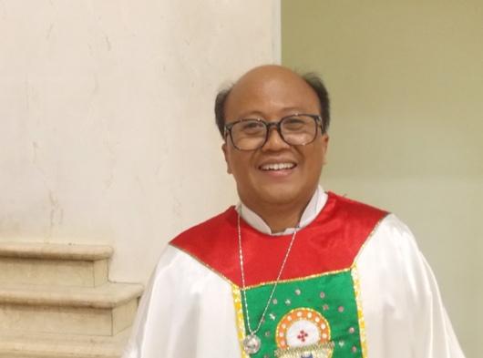 Pastor Victorius Rudy Hartono Pr