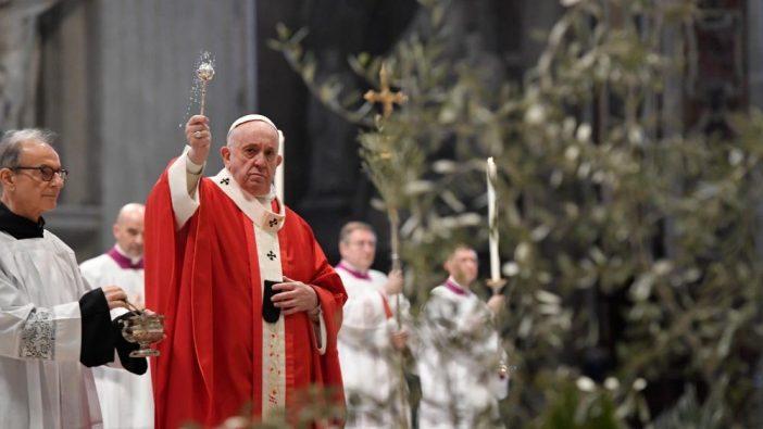 Paus Minggu Palma
