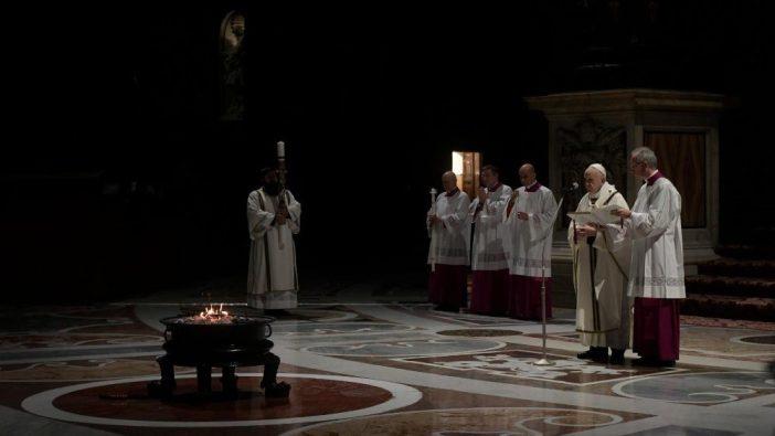 Paus Vigili Paskah 1