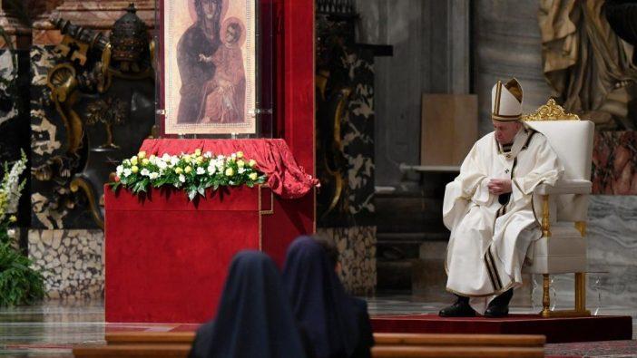 Paus Vigili Paskah 5