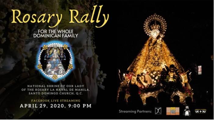 Rally Rosario Keluarga Dominikan