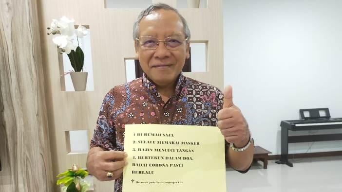 Foto Asli Mgr.Yustinus Harjosusanto,MSF (Uskup Samarinda)-1