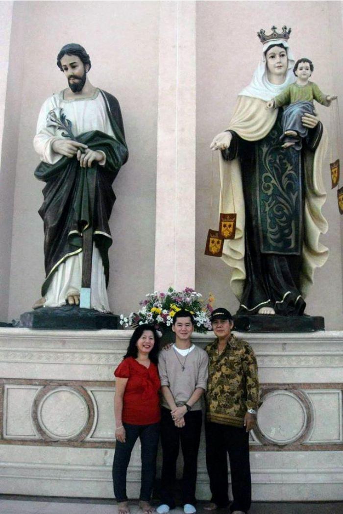 Frater Agustinus Hermawan OP