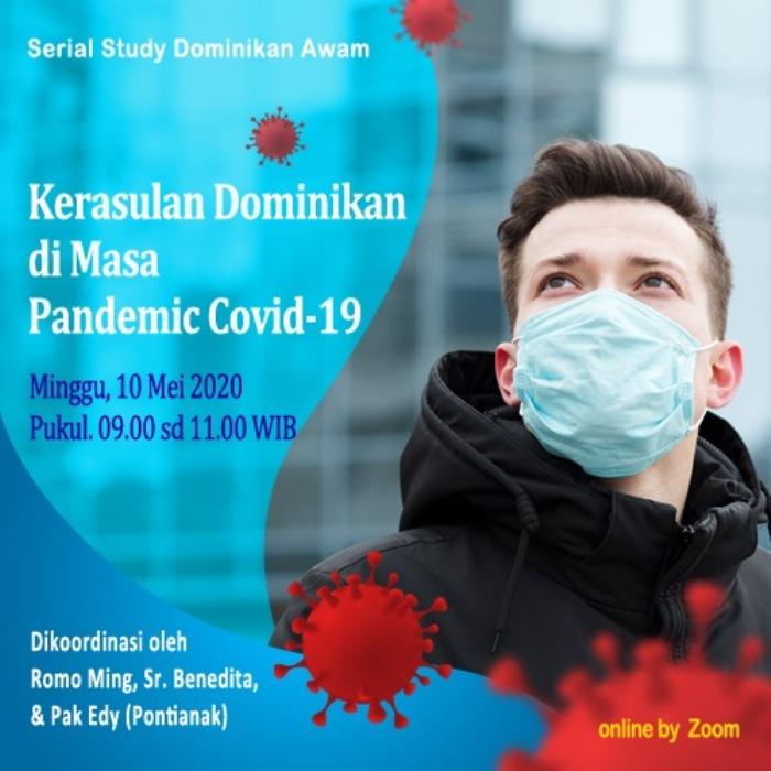 Kerasulan Dominikan di masa pandemi Covid19