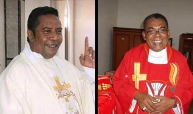 Pastor Maxi dan Pastor Herry