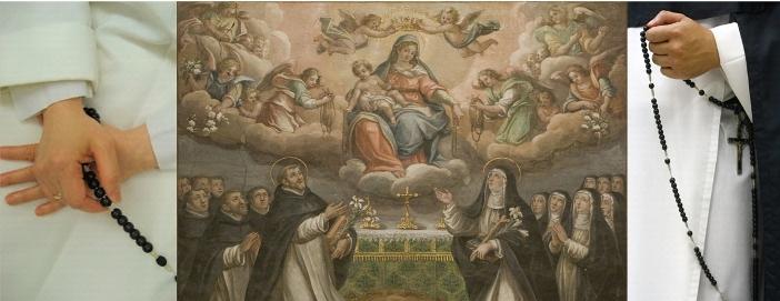 Menggenggam tangan Bunda Maria