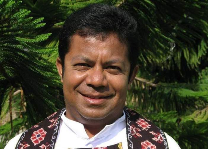 Kepala Paroki Misir Pastor Christian Rudy Parera Pr  (Foto Dok OMK Paroki Misir)