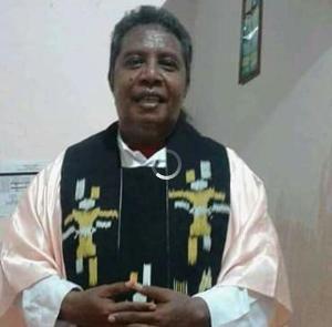Pastor Maximus Aloysius Bria Pr