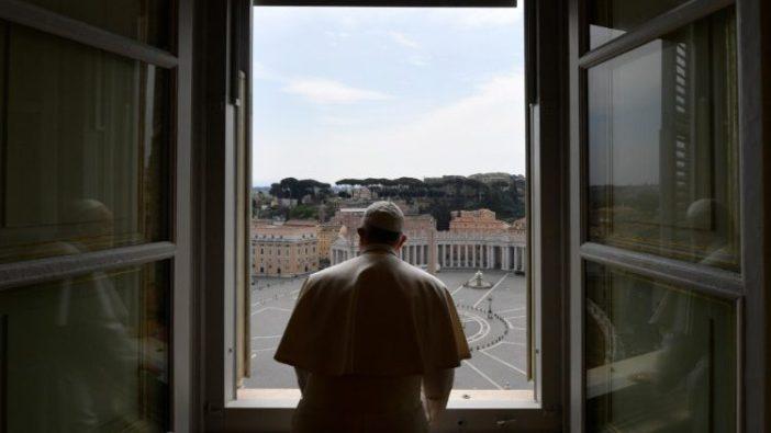 Paus Fransiskus (Media Vatikan)