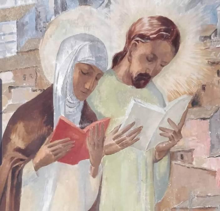 Santa Katarina dari Siena