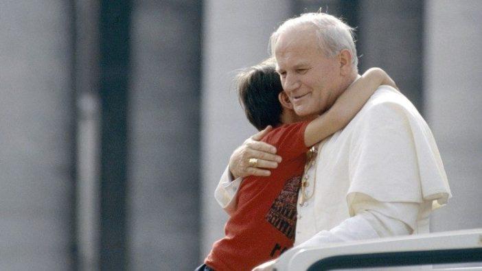 Santo Paus Yohanes Paulus II