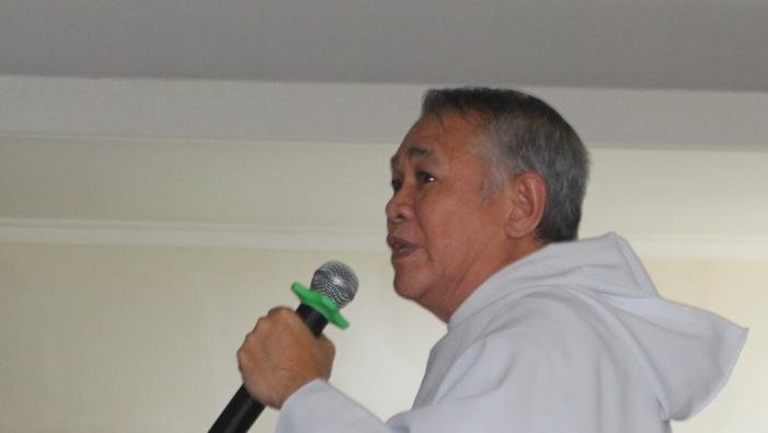 Pastor Edmund Nantes OP (PEN@ Katolik/pcp)