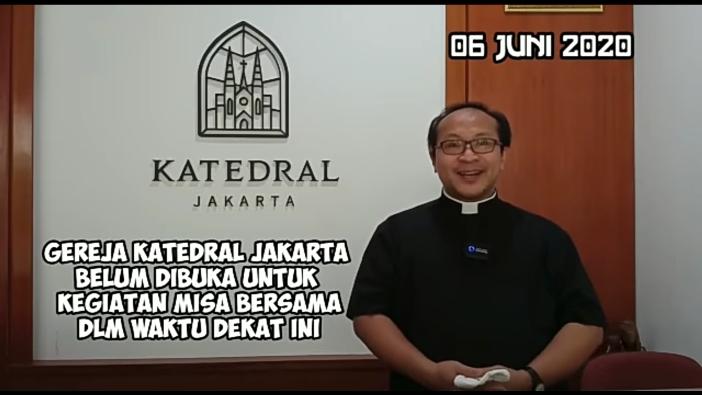 @ Gereja Katedral Jakarta