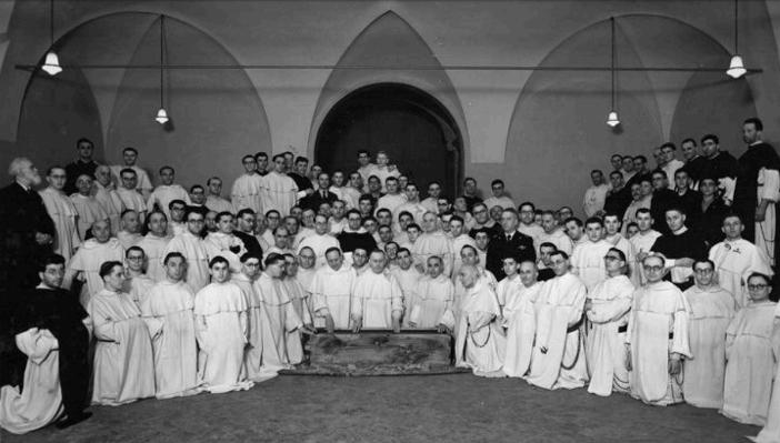 Makam St Dominikus 2