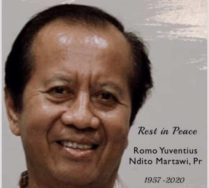 Pastor Yuventius Ndito Martawi Pr