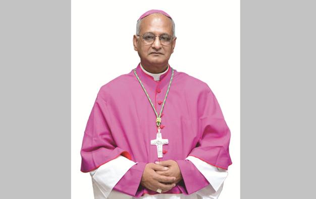 Uskup Agung Chittagong Mgr Moses M Costa  CSC