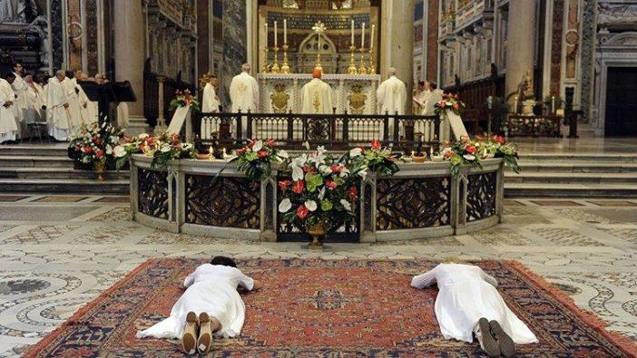 Ritus Pengudusan Perawan (Agenzia Romano Siciliani)