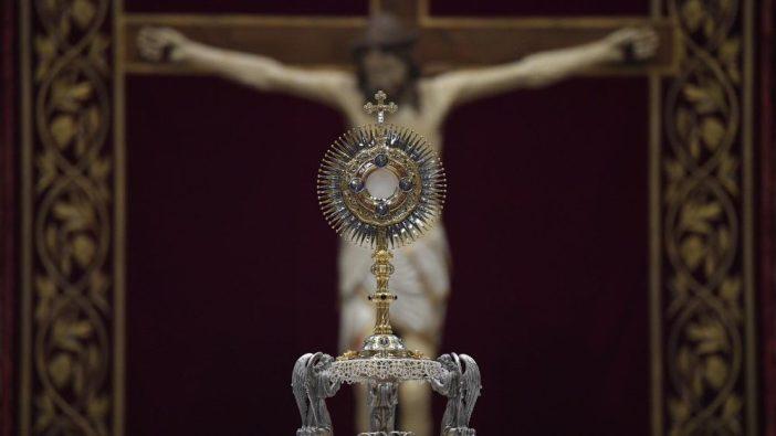 Paus Coorpus Christi 1