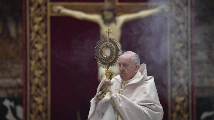 Paus Coorpus Christi 2
