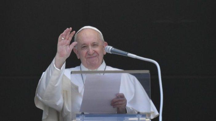 Paus Fransiskus memimpin Doa Angelus di hari Minggu 28 Juni 2020 (Vatican Media)