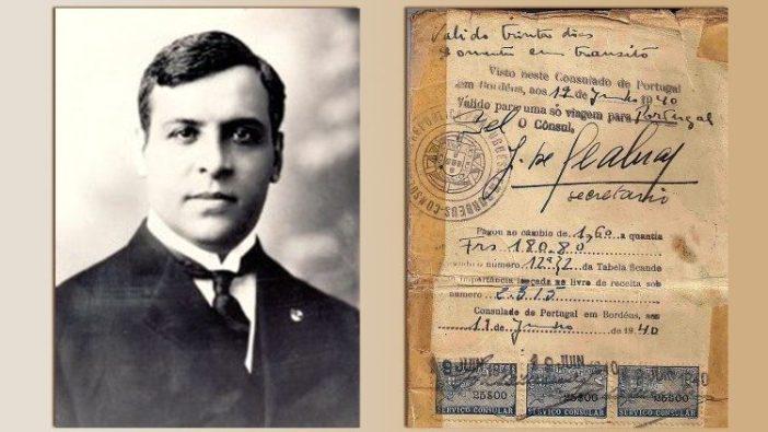 Diplomat Portugis Aristides de Sousa Mendes