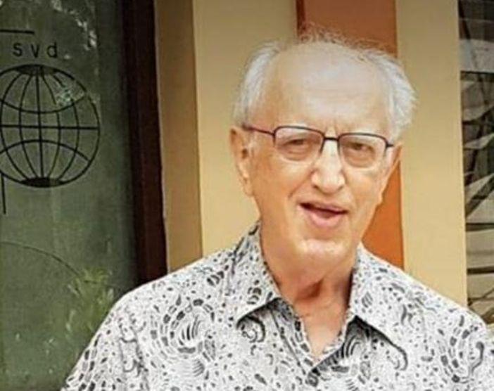 Pastor Franz Schaaf SVD