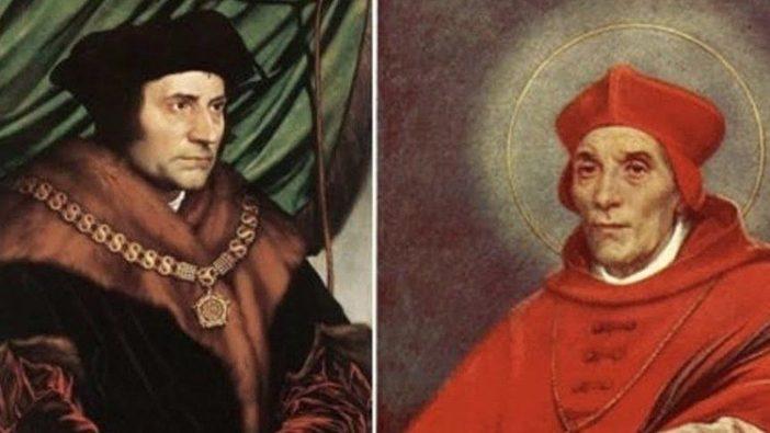 Santo Thomas More dan Santo  John Fisher