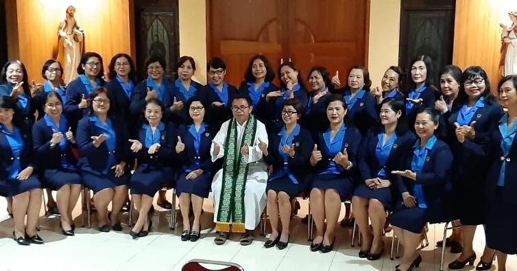 Wanita Katolik RI DPD Kalbar