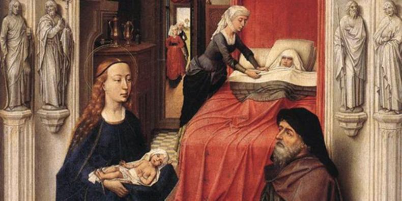 Kelahiran Santo Yohanes Pembaptis (Wikipedia)