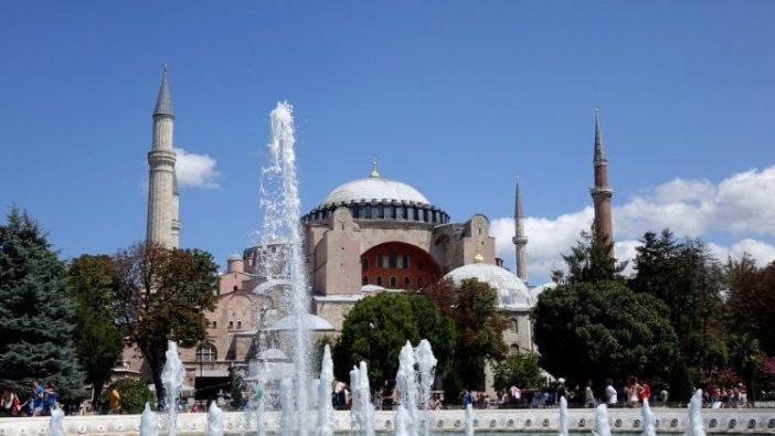 Hagia Sophia di Istanbul, Turkey (©Manikini - stock.adobe.com)