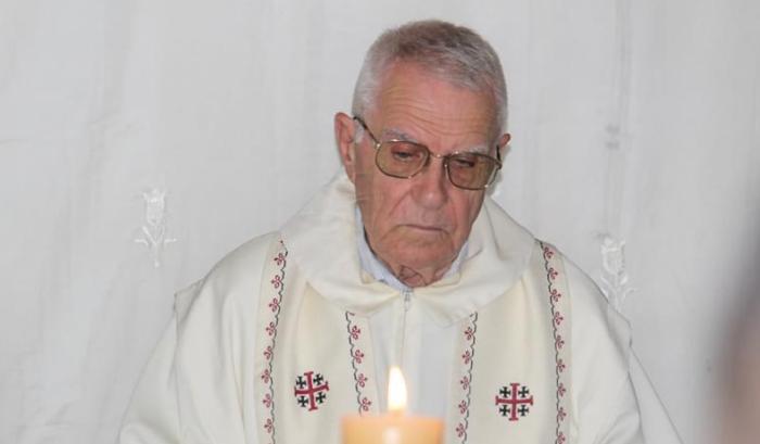 Pastor Albano Passaroto CM