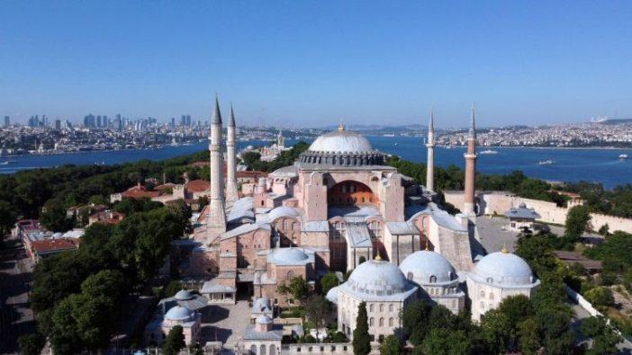 Hagia Sophia di Istanbul