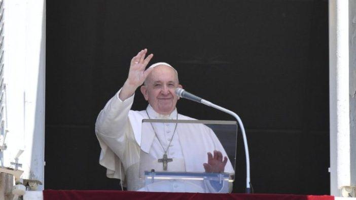 Paus Fransiskus pada Angelus 19 Juli 2020