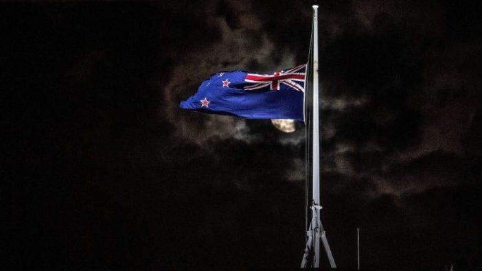 Bendera Selandia Baru (AFP)