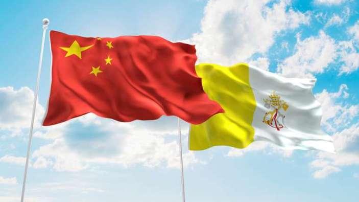 Cina dan Vatikan (Kredit foto FreshStock Shutterstock CNA)