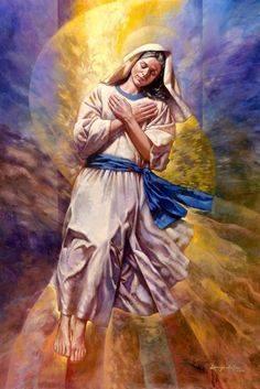 Maria Diangkat ke surga