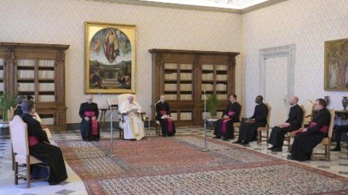 Paus audiensi Umum 19 Agustus 2