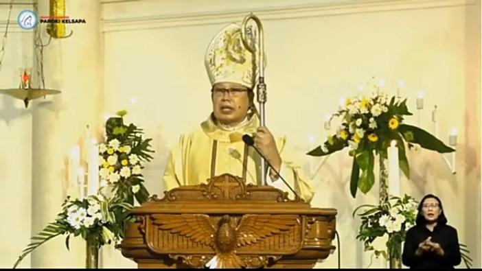 Screenshot oleh PEN@ Katolik